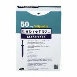 Enbrel 50 Mg Etanercept