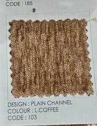 HITECH FURNISHINGS SOFA Chenille Plain Fabric, For UPHOLESTRY, GSM: 750