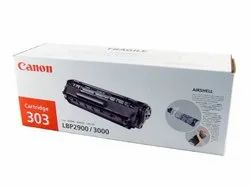 Canon 303 Black Toner Cartridge