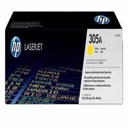 HP 305A Yellow Original LaserJet Toner Cartridge (CE412A)