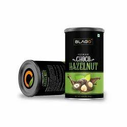 Round Choco Hazelnut