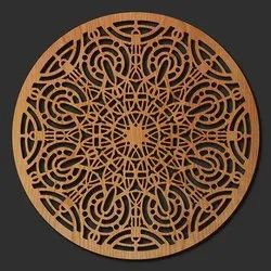 Wood Waterjet Cutting Services
