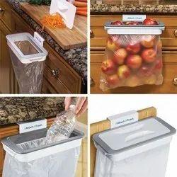 Attach A Trash The Hanging Trash Bag Holder