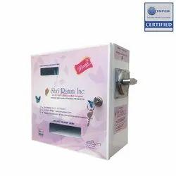 Smallest Sanitary Napkin Vending Machine