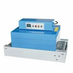 Semi Automatic Shrink Tunnel Packaging Machine