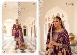 Amyra Designer Presents Salwar Suit