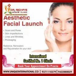 Aesthetic Facial Launch