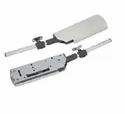 SLIMLINE Stainless Steel Soft Lift Up Fitting-RIGHT