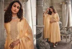 Ladies Embroidery Salwar Suits
