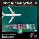 import goods from china to india