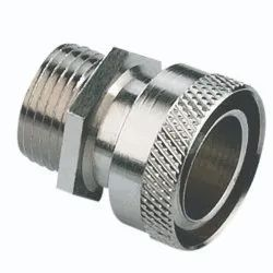 20 to 50 mm Female Brass Nickel Plated Adaptor, For Pipe Fitting