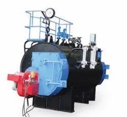Oil & Gas Fired 5000 kg/hr Industrial Steam Boiler, IBR Approved