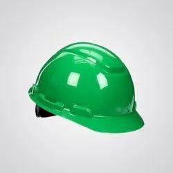 3M H-403R Helmet HDPE ISI Ratchet Green