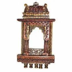 Jharoka Traditional Look Wooden Window