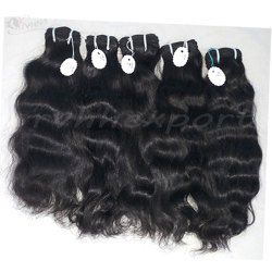 Wave Human Hair Bundle Extensions