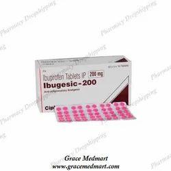 Ibugesic 200 Mg Tablets