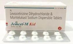 Levocetirizine 2.5mg Montelukast 4mg
