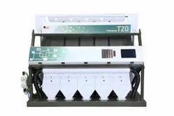 Toor Dal Color Sorting Machine T20 - 5 Chute