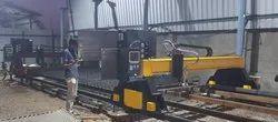 Gantry Cnc Flame Cutting Machine