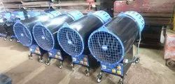 Hot Air Blower Industrial Uses