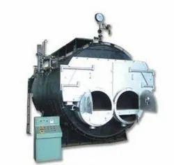 Solid Fuel Fired 1000 Kg/hr Steam Boiler IBR Approved