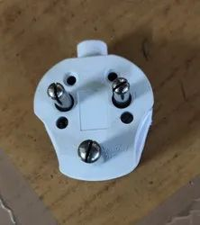 ELECTRICAL 3 PIN PLUG TOP 6  and 16 AMP