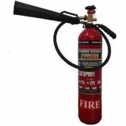 Safepro CO2 Based Carbon Di Oxide Type Fire Extinguisher 4.5 Kg