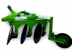 Agro Make Automatic 3 bottom Reversible Disc Plough, 1066mm, 1700mm