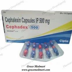Cephadex 500 Mg Tablets