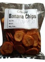 Tamato Tomato Flavored Banana Chips, Packaging Type: Packet, Packaging Size: 200gm