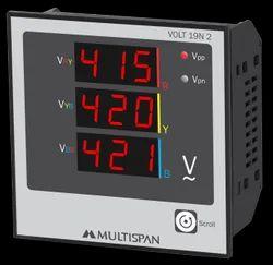Volt-19N-2 3 Phase Voltage Meter