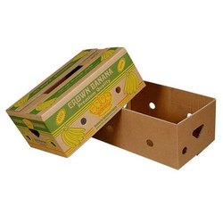 Printed Fruit Packaging Box