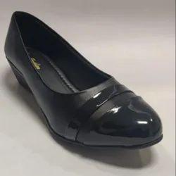 Polka Formal Women Ballerina Shoe, Size: 36