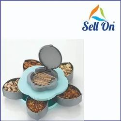 5 In 1 Dry Fruits Storage