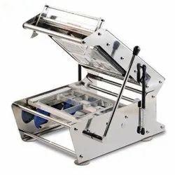 5 Compartment Tray Sealer Machine