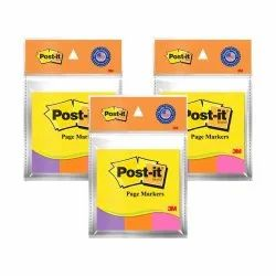 3M Post it Page Marker 4Color .75x3x 200 Sheet