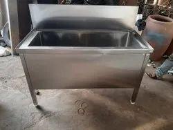 SS Pot Wash Sink