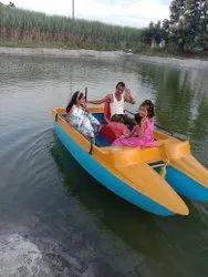 Code: E-9  FRP Paddle Boat