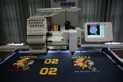 FT1201-1CT Single Head Embroidery Machine