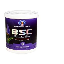 BSC Metallic Pearl Luxurious Premium Metallic Emulsion Interior Texture Paints 4 Ltr