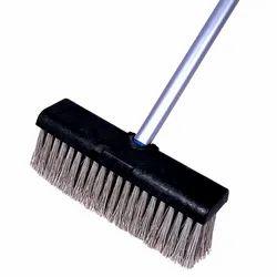 Hand Push Floor Broom, For Floor Cleaning Commerciak Grade