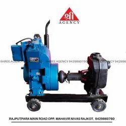 Diesel Engine Mud Pump Set