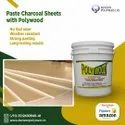 Polywood PVC Sheet Lamination Adhesive to Paste Charcoal Sheets on MDF Boards