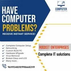 Computer Laptop Amc Services Available In Bangalore