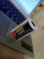 Plain White Nisuko Thermal Paper Roll, GSM: Less than 80 GSM