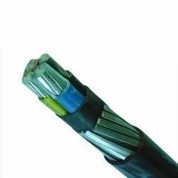 Aluminum Armoured Cables 35sqm 4 Core