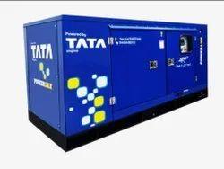 Tata SILENT Diesel Generator 25 Kva, 3-Phase