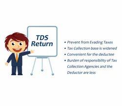 TDS Return Uploading Services