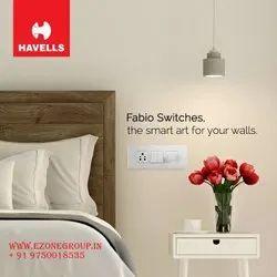 Havells fabio moduler switch