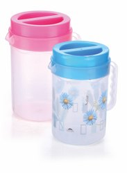 Plastic water jug 2 litre